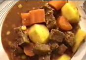 Hearty Beef Curry
